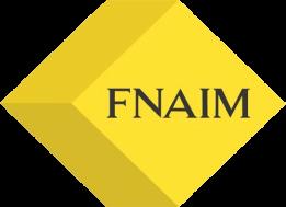 logo, FNAIM, immobilier.
