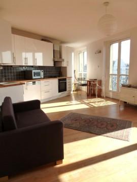 Appartement, Paris, Côté Parc Immobilier.